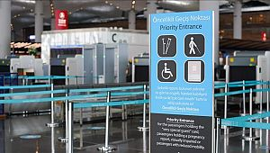 İstanbul Havalimanı'ndaki erişilebilir hizmetlerle kolay yolculuk