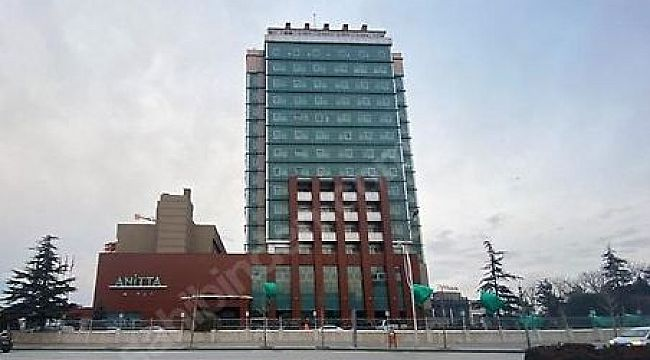 Bankadan satılık 5 yıldızlı otel