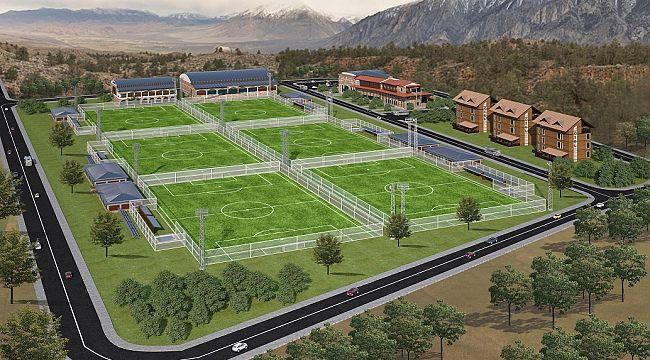 Erciyes kayağın yanında kamp, spor ve termal merkez olacak
