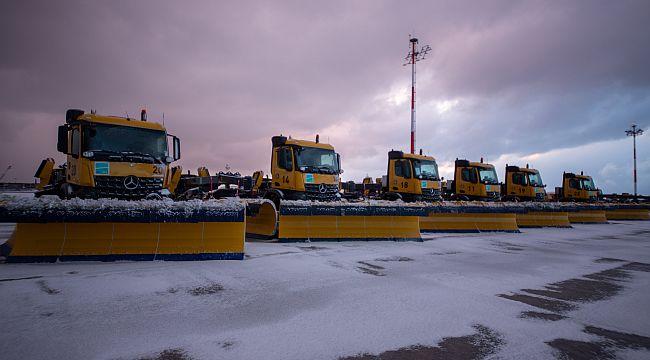 İGA'dan karla mücadele açıklaması