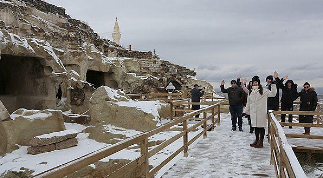 Kayaşehir'e turist akını