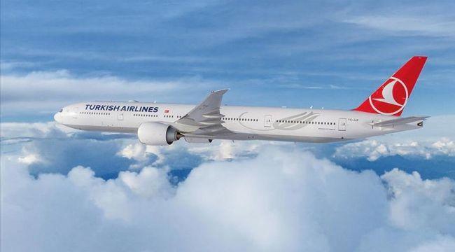 THY'den İsrail yolcularına uyarı