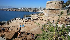1500 yıllık antik hamam ortaya çıkarıldı