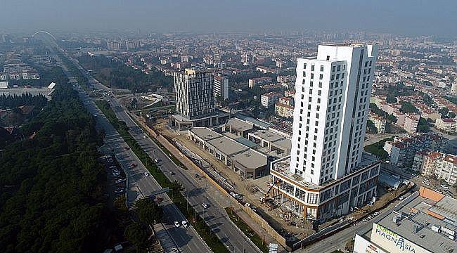 Yapımı devam eden 5 yıldızlı otel kiraya verilecek