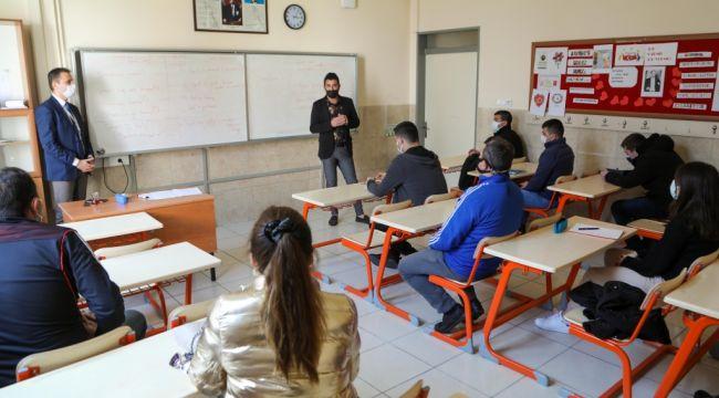 Bodrum belediye personeline İngilizce kursu