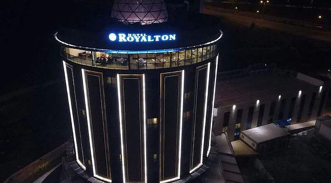 Dört yıldızlı otel icradan satılık