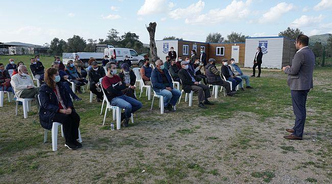 Gençler ''Tarım Kampı''nda bir araya gelecek