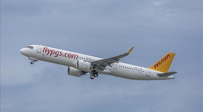 Pegasus Odessa'ya uçacak