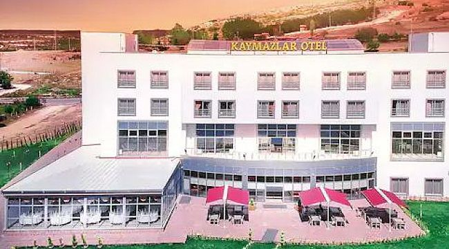 Belediye'ye ait otel ve arsası kiraya verilecek