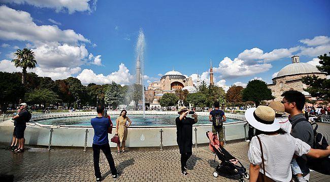Turizmde dünyanın ve Avrupa'nın ilk 10 şehri