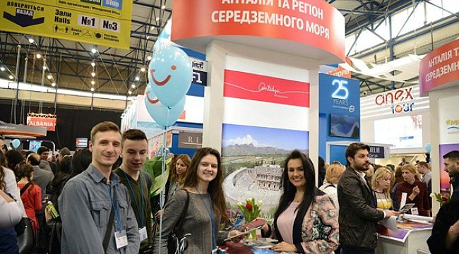 TÜRSAB Ukrayna'daki turizm fuarına katılıyor
