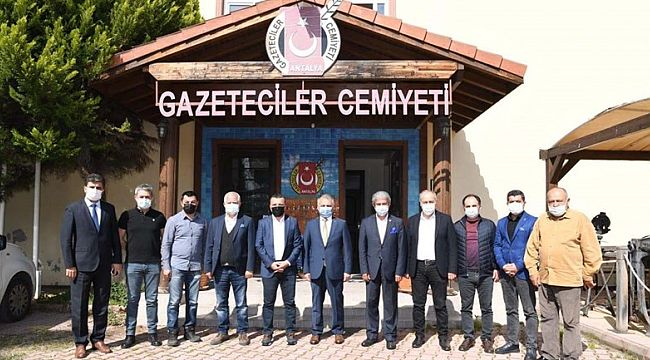Antalya'nın dünyaya tanıtılmasında basının rolü büyük