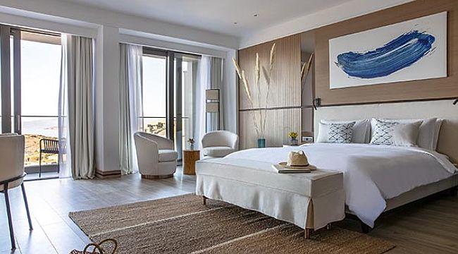 Dünya çapındaki ilk otelini Bodrum'da açıyor