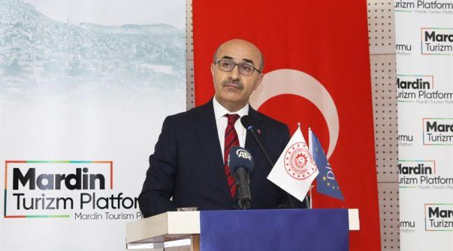 Mardin Turizm Platformu'nun tanıtımı yapıldı