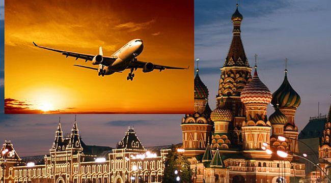 Rusya, Türkiye'ye düzenli ve charter uçuşları sınırlandırdı