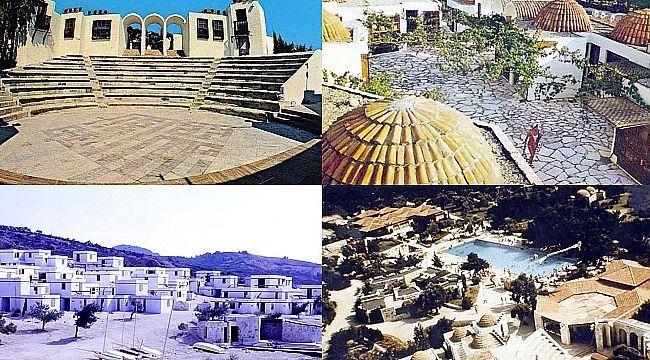 Türkiye'nin ilk tatil köyü Foça Tatil Köyü özelleştiriliyor
