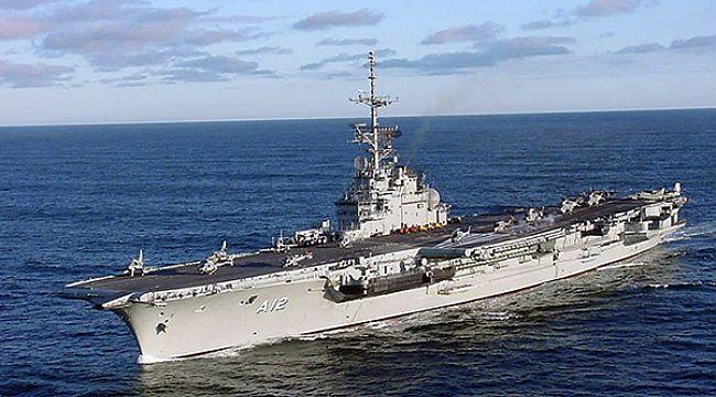 Dev uçak gemisinin İzmiri kirletmesine izin vermeyeceğiz