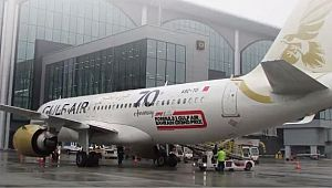 GulfAir Bahreyn-İstanbul uçuşlarına başladı