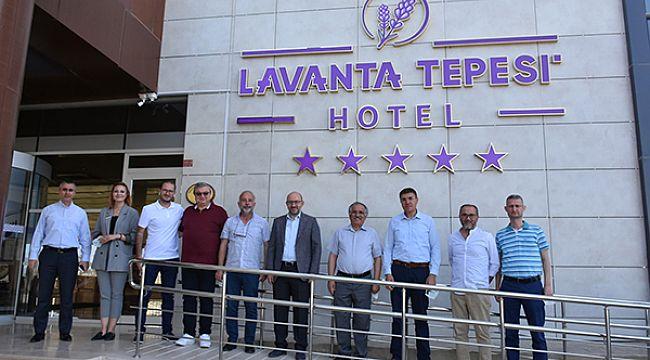 Lavanta Tepesi otel  5 yıldızlı oldu