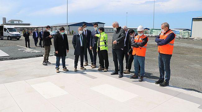 Rize-Artvin Havalimanı yıl sonunda açılıyor