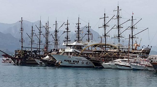 Tekne turu yapan işletmeler yasağın kaldırılmasını istiyor