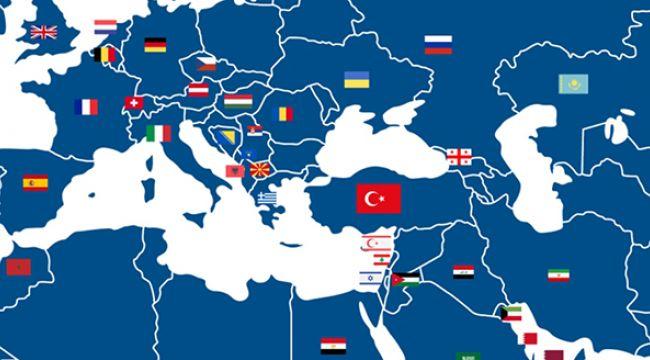 Türkiye en çok rezervasyon alan ülke