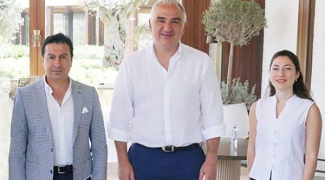 Itır Köylü, BODER Başkanlığı'na aday
