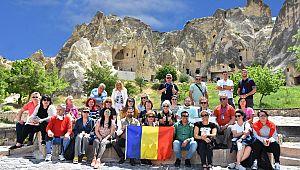 Kapadokya, Romanyalı seyahat acentelerine tanıtıldı