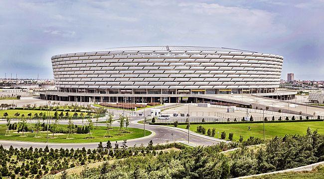 Milli maç nedeniyle Bakü biletleri tükendi