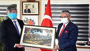 Türkiye'ye yılda 500 bin Kazak turist geliyor