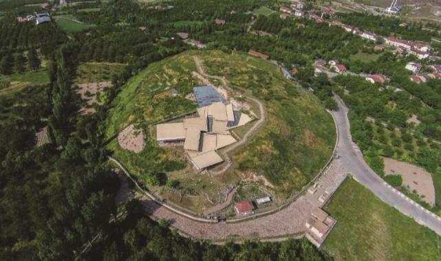 Arslantepe Höyüğü artık bir dünya mirası
