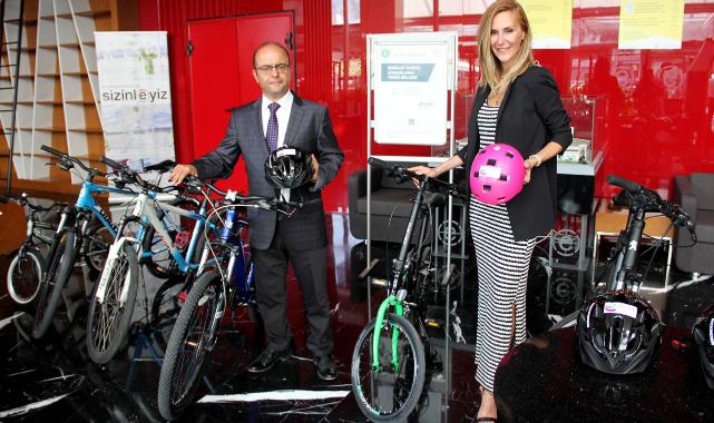 İzmir'in ilk ''bisiklet dostu'' oteli
