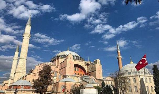 Türkiye'den UNESCO'ya Ayasofya ve Kariye yanıtı