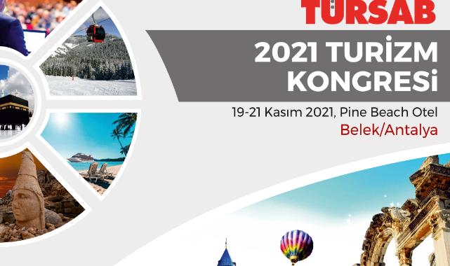 Turizmciler ''Turizm Kongresi''nde bir araya gelecek