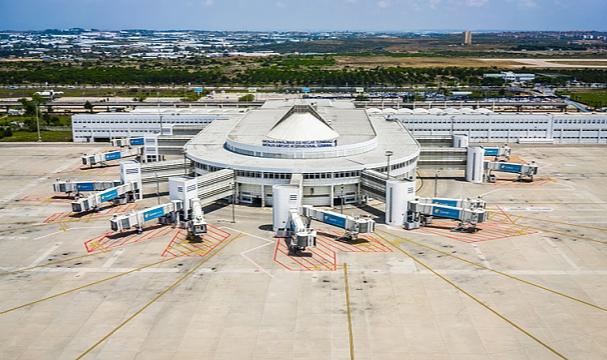 Antalya Havalimanı'nın kapasitesi artırılacak