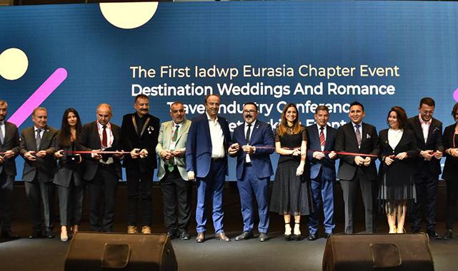 Uluslararası Destinasyon Düğün Çalıştayı başladı