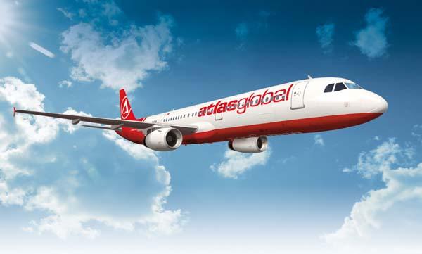 Atlasglobal, İstanbul'dan Odessa'ya uçacak