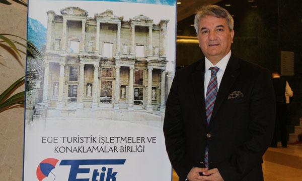İzmir turizmi  iki aylık dönemde yüzde 75,5 büyüdü